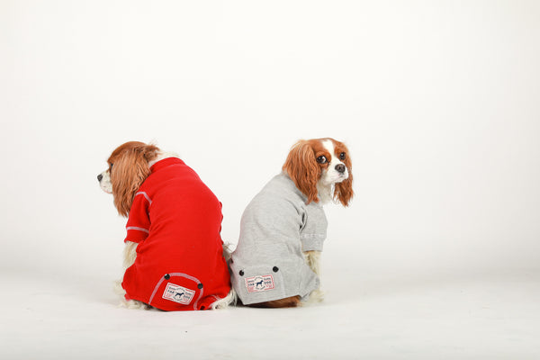 Red Thermal Pyjamas fabdog®
