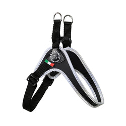 Tre Ponti adjustable black harness
