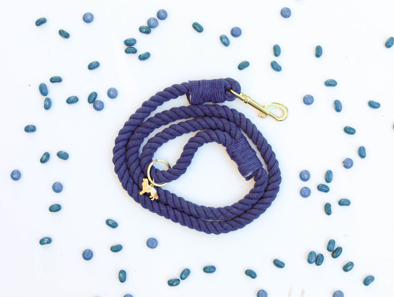 BEVERLY HILLS | MARINE rope leash