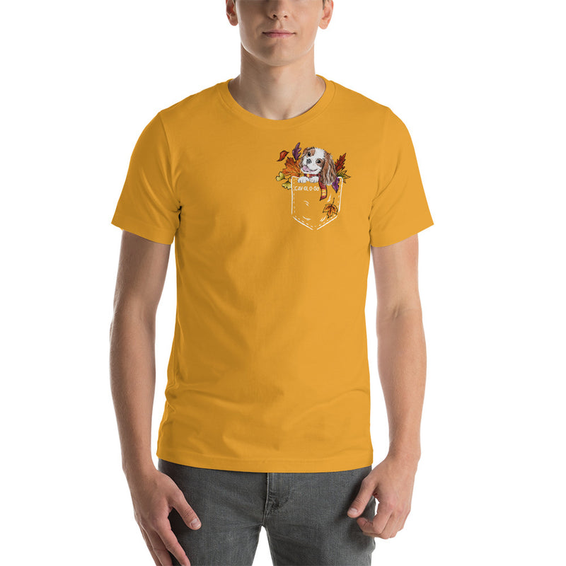 CAV IN POCKET (blenheim) *FALL EDITION* Unisex T-Shirt
