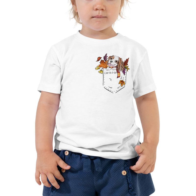 TODDLER TEE - Fall Blenheim