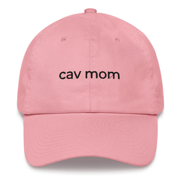 Cav Mom Classic Dad hat
