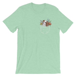 CAV IN POCKET (blenheim) PASTEL T-Shirt