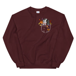 Cav in Pocket (tricolor) *FALL EDITION* Unisex Sweatshirt