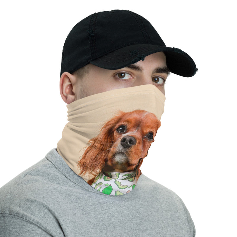 Ruby Neck Gaiter