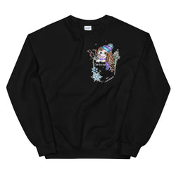 SNOW CAV SWEATSHIRT (blenheim)