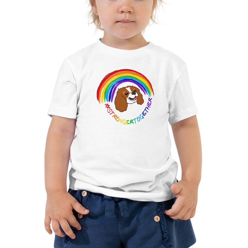 #StrongerTogether Blenheim Charity Toddler Tee