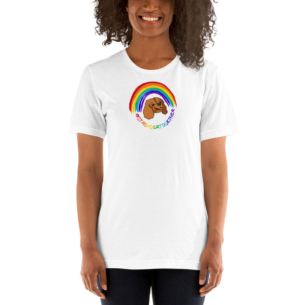 #StrongerTogether Ruby Charity Unisex T-Shirt
