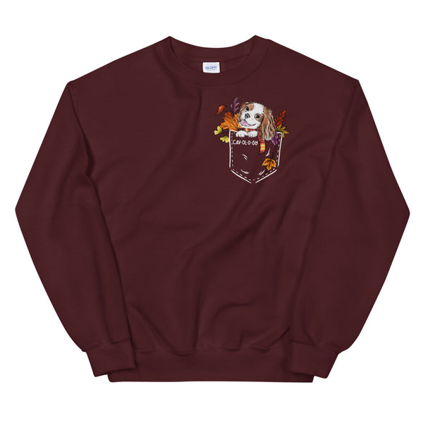 CAV IN POCKET (blenheim) *FALL EDITION* Sweatshirt