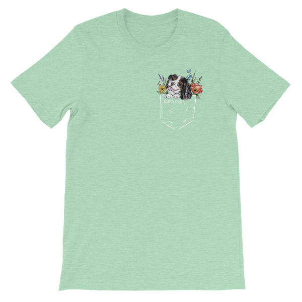 CAV IN POCKET (tricolor) PASTEL T-Shirt