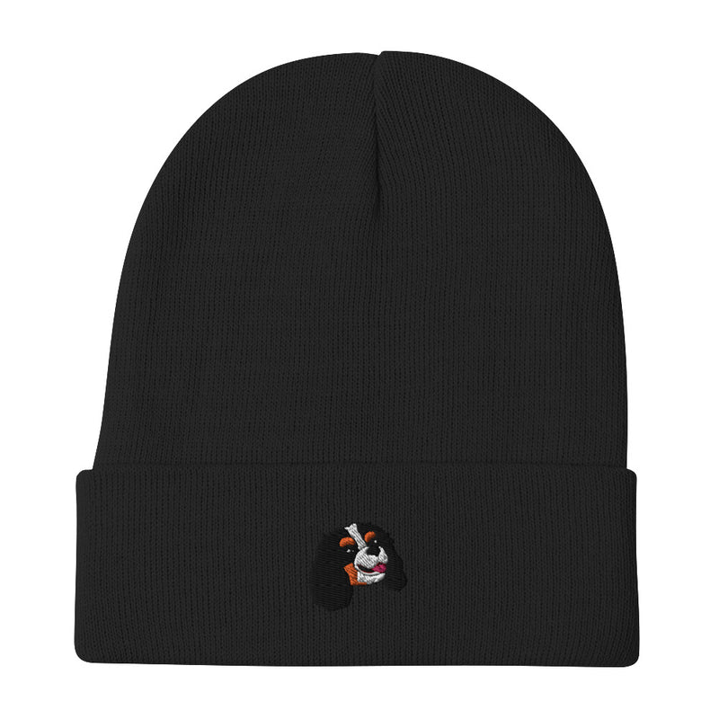 BEANIE - Embroidered Tricolor