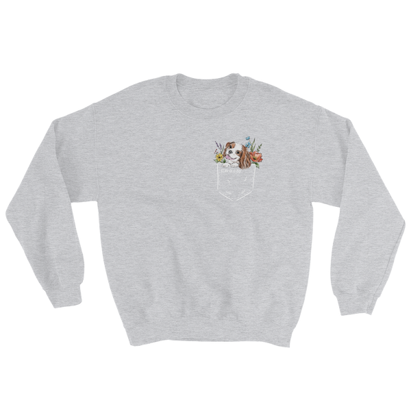 CAV IN POCKET (blenheim) Unisex Sweatshirt