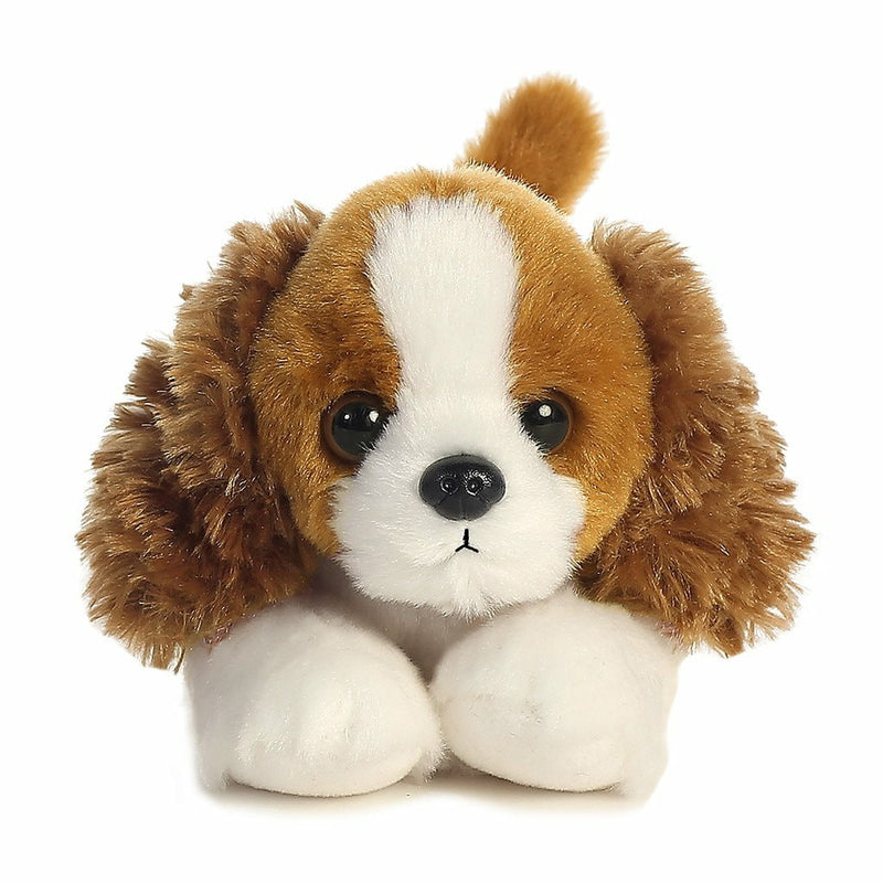 CAVALIER KING CHARLES PLUSH TOY - BLENHEIM (small)