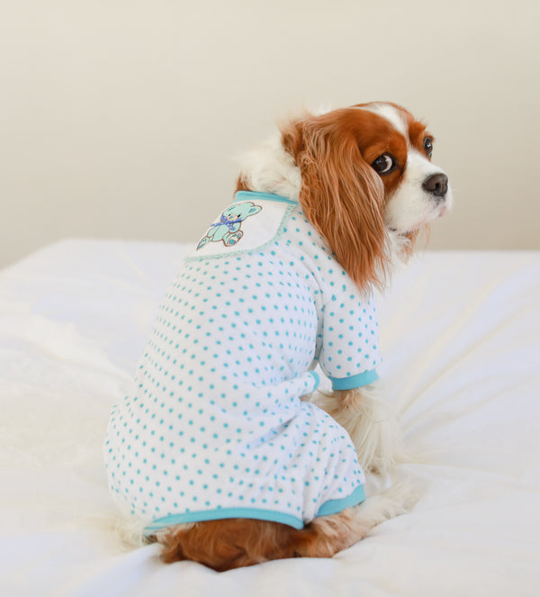 BLUE TEDDY Pyjamas