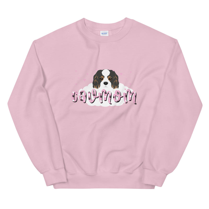 SWEATSHIRT - Cav Mom Tricolor