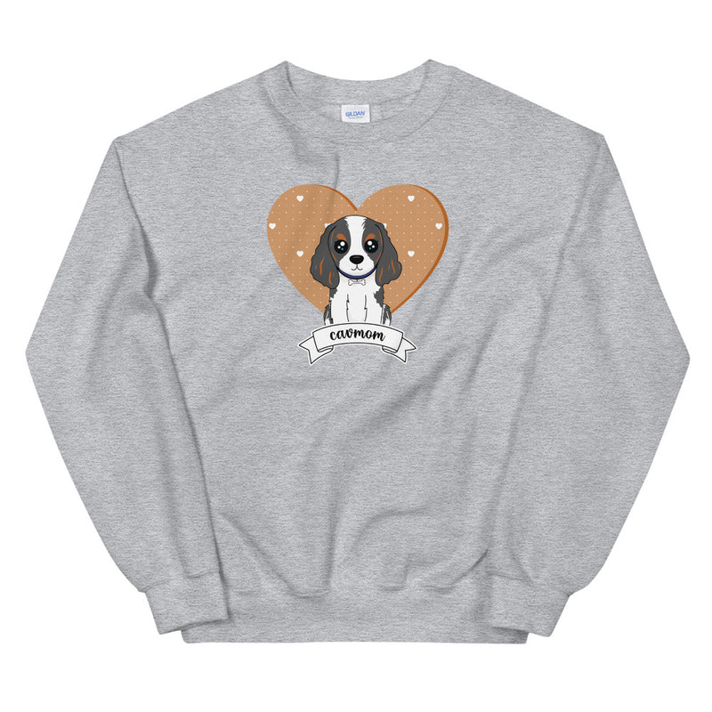 SWEATSHIRT - Cav Mom (Tricolor)