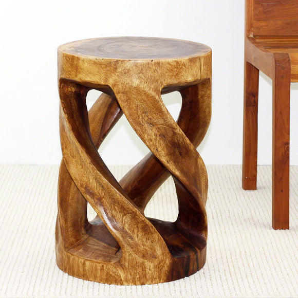 Unique Twist Stools