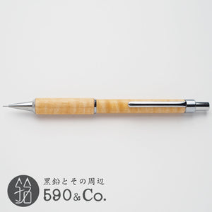 Craft-A Mechanical pencil III (Maple figure/メープル杢)