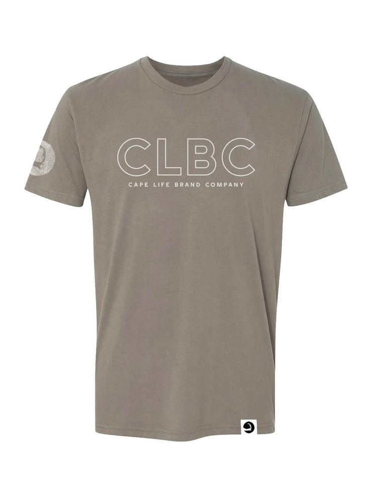 CLBC Outline Logo Tee