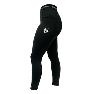 Capra Leggings - Black