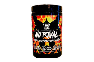No Rival Stim Free Pump Pre-Workout