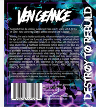 Load image into Gallery viewer, Preorder: Vengeance Pre-Workout