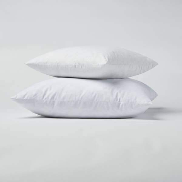 FEATHER Decorative Throw Pillow Insert - Artes Del Mundo