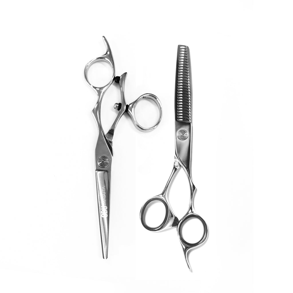 OBU Butler Scissor & Thinner Duo Set