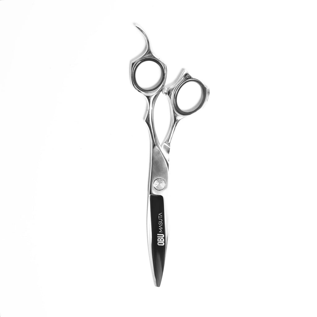 "Best Japanese steel 6"" hairdressing slicing scissor. The Outlaw by OBU."
