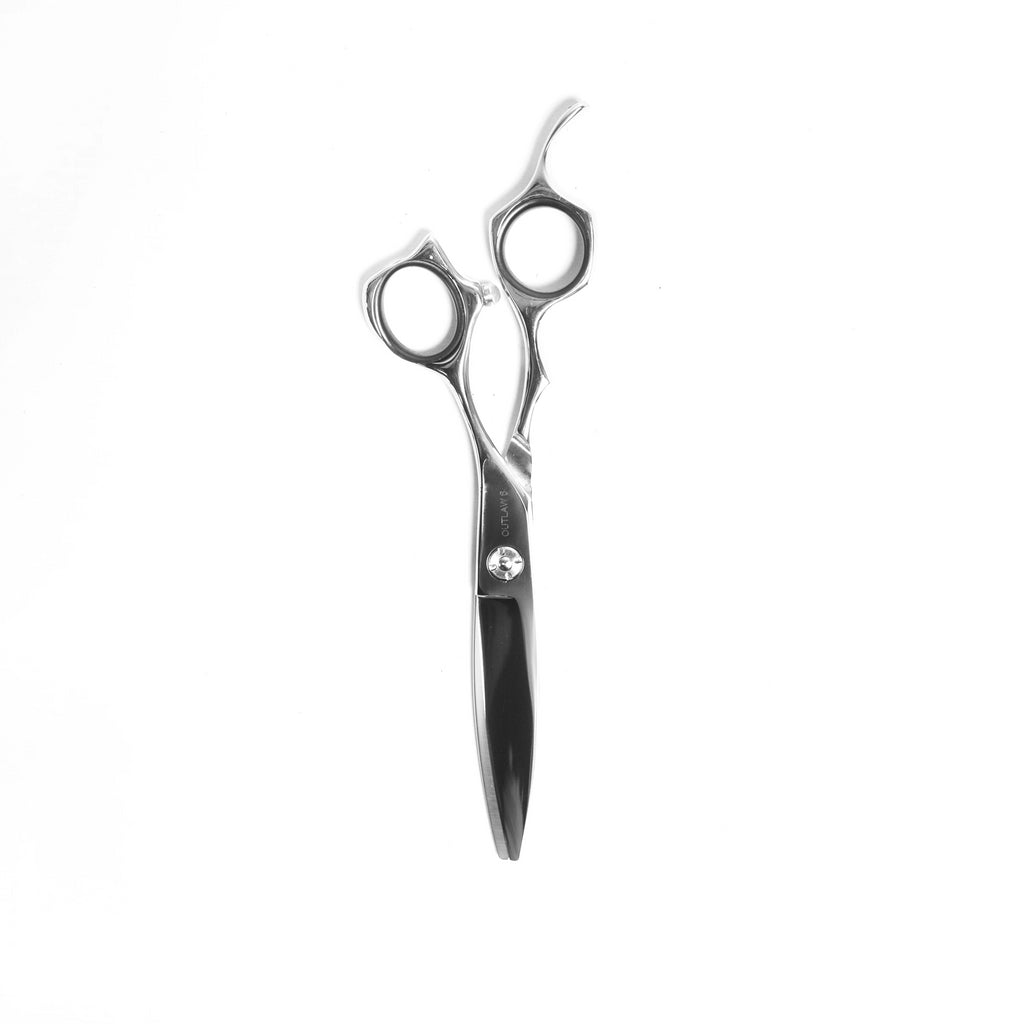 Best Japanese steel hairdressing scissor. The Outlaw by OBU.