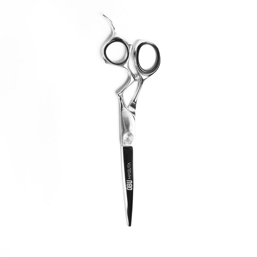 Best Japanese steel ergonomic hairdressing scissor. The Sage by OBU.