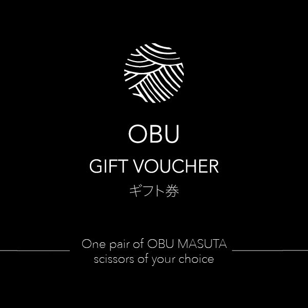 Best Japanese steel hairdressing hair barber scissors in the market. OBU.