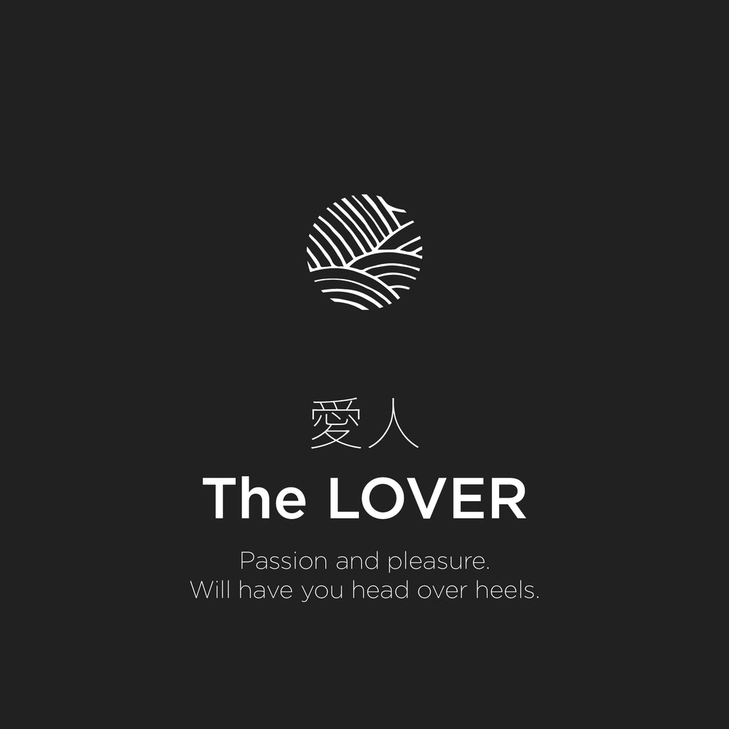 The Lover [left hand]