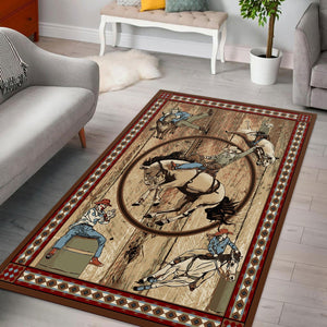 Horse Lover Rug / Small (3 X 5 Feet - 35 59 Inches) Vn906