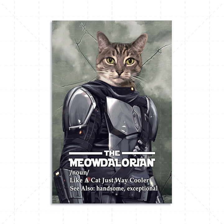 Customized Digital File Meowdalorian