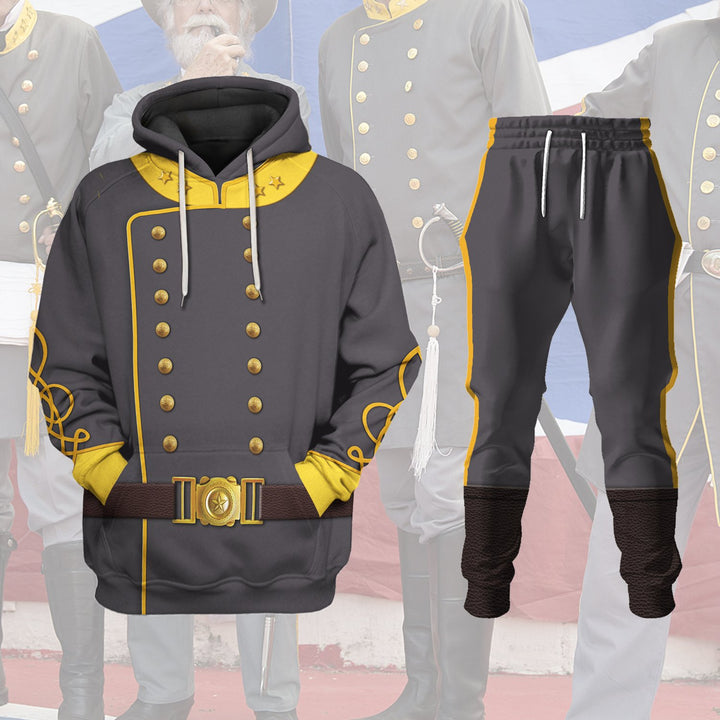 Civil War Uniforms Confedrate Qm540