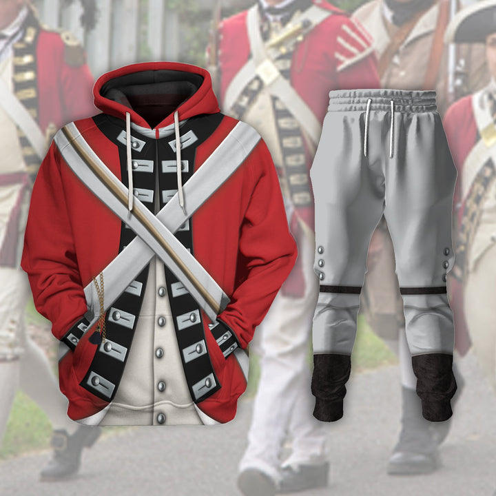 British Army Red Coat Tracksuit