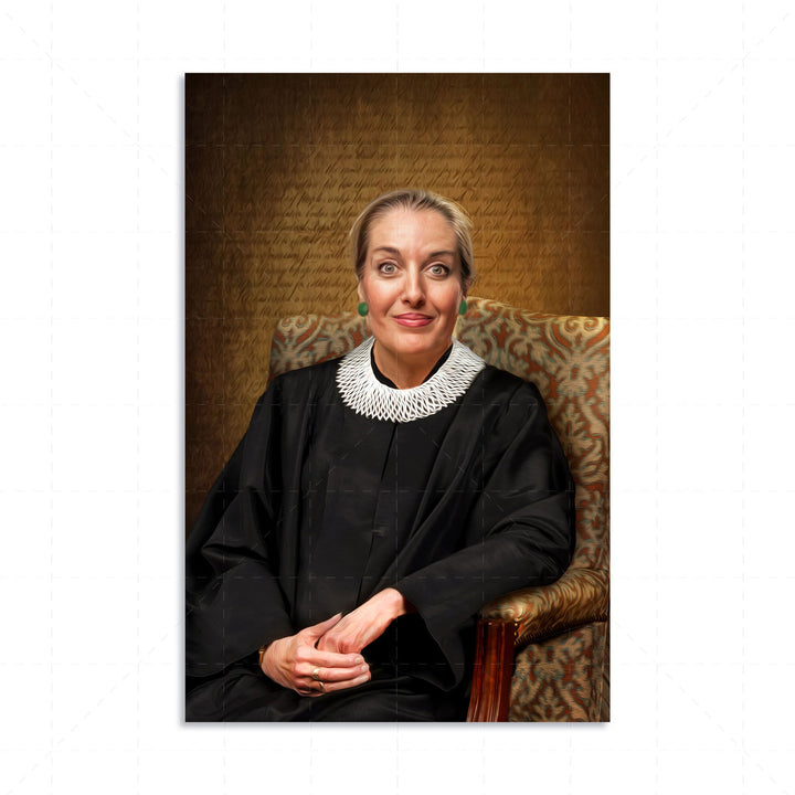 Ruth Bader Ginsburg Custom Digital File