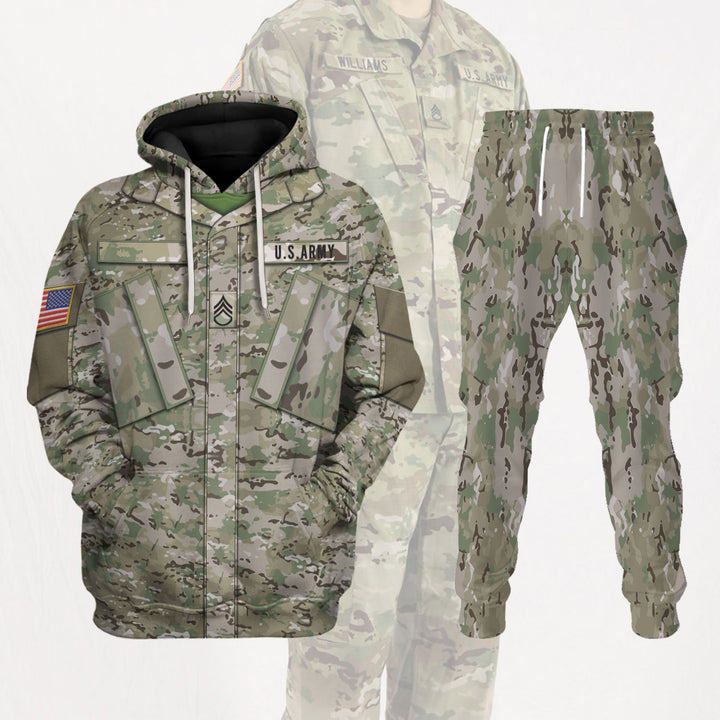 Us Army Combat Uniform Vn228