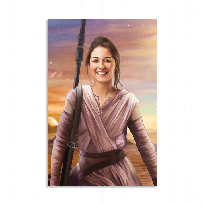 Rey Custom Digital File