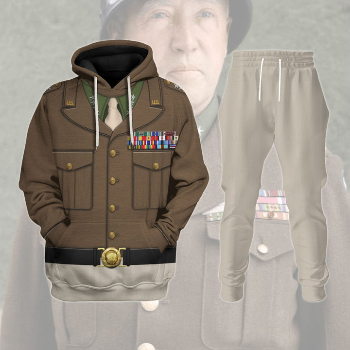George S Patton Qm629