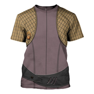 Bajoran Engineering Uniform T-Shirt / S Hp250