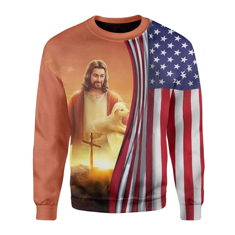 Christmas Begins With Christ Shirt Kd181 Fleece Hoodie / S