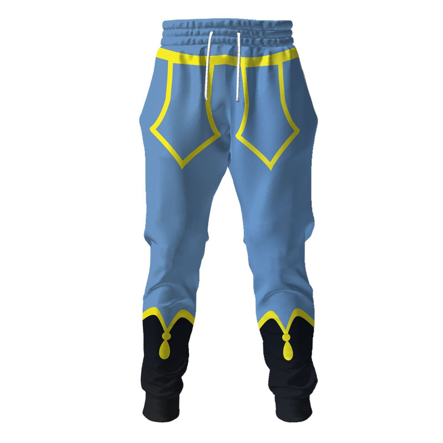 Napoleonic Uniforms Of The French Hussars Sweatpants / S Hi130220