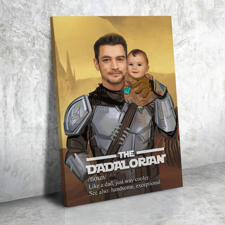 Customized Photos Canvas The Unclelorian