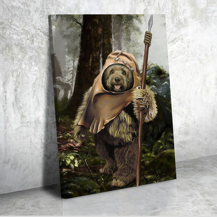 Ework - Custom Pet Canvas