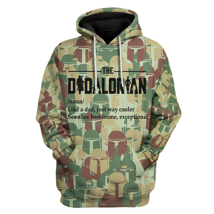 The Dadalorian Camouflage Like A Dad Just Way Cooler