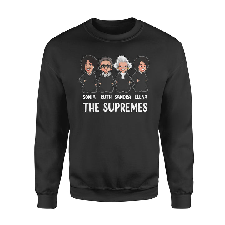 Supreme Court Women 2D Sweater
