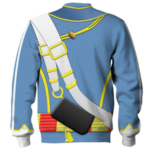 Napoleonic Uniforms Of The French Hussars Hi130220