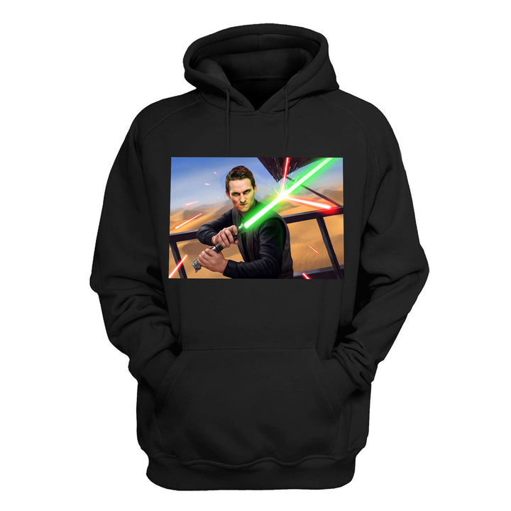 Luke Skywalker Star Wars - Custom 2D Hoodie H084
